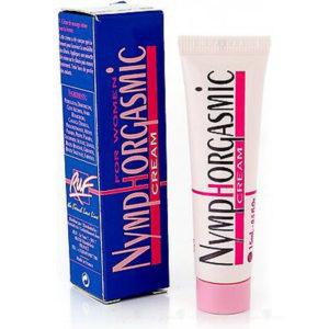Возбуждающий крем для женщин Nymphorgasmic Cream 25 мл