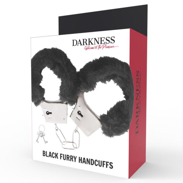 Наручники металл Darkness