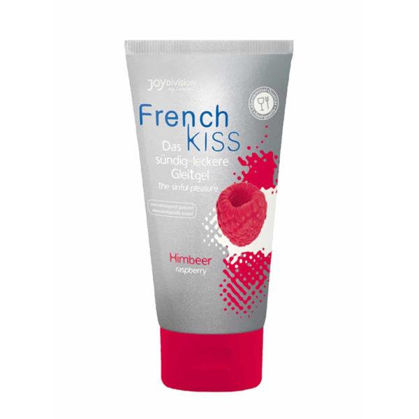 Лубрикант FRENCH KISS малина 75 мл