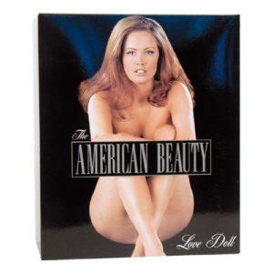 Кукла с вибрацией American Beauty